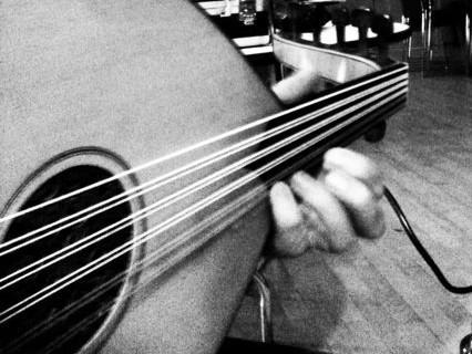 Stefanos Tsourelis Recording Oud London